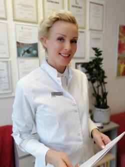 Vadovė, kineziterapeutė Jurga Petkevičienė
